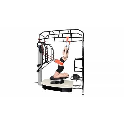 蓝田医疗 多功能康复训练器 多功能医疗上下肢康复训练器厂家