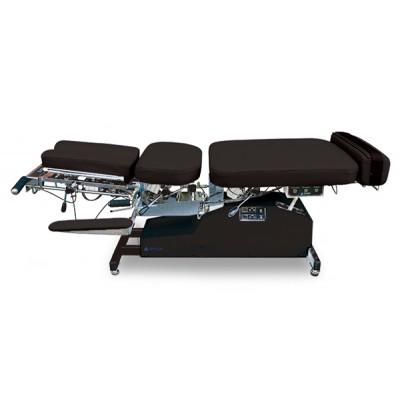 蓝田医疗 便携可折叠美式整脊床 四节顿压脊椎矫正床报价