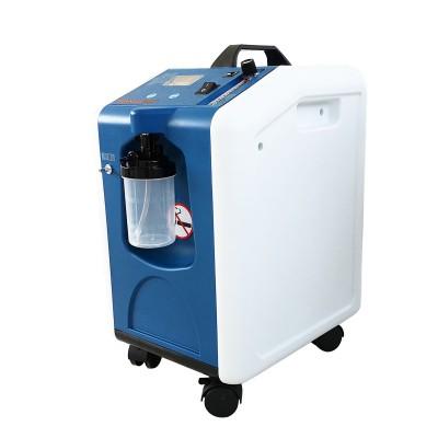 思源医疗 CP501冠悦便携式小型5升制氧机 一体式医用制氧机厂家
