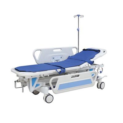 康宁福乐医用转运车价格 急诊手术转运车 医院专用病人转运车参数