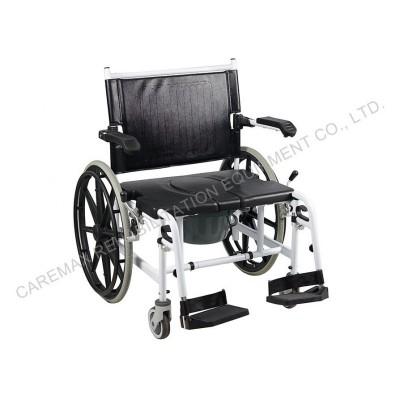 顺康达 CA6208L-KD加重型马桶坐便椅 残疾人无障碍轮椅厂家