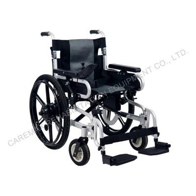 顺康达 CA513LF智能老年人电动轮椅 多功能折叠电动轮椅厂家