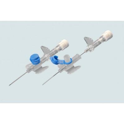 涞富医疗 一次性使用加药型静脉留置针 安全带加药留置针价格