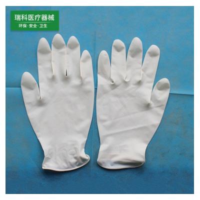 医用一次性薄膜手套 瑞科手术薄膜 一次性薄膜手套