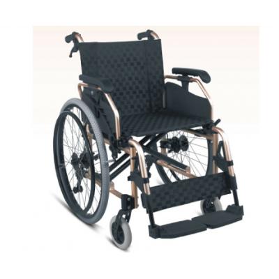 铝合金轮椅 晋融铝合金轮椅 FS205LHQ铝合金轮椅