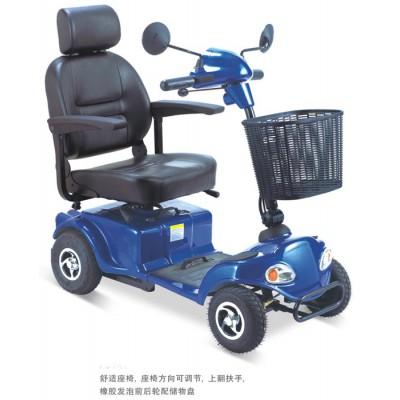 邦哲 BZD141医用可调节电动轮椅车 老年代步电动轮椅车价格