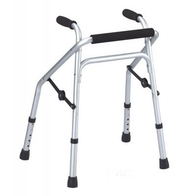邦哲 BZ9145L医用拐杖助行器 多功能可调式康复助行器厂家