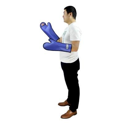 宸禄 一次性无菌使用防护手套 医用外科消毒无菌手套价格