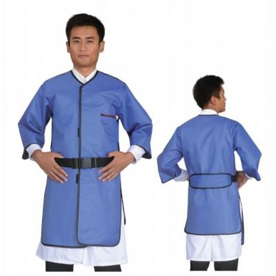 宸禄 辐射防护普通正穿长袖铅衣 医用放射科防护铅衣报价