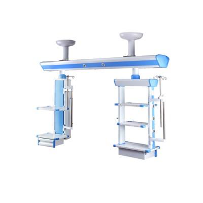 宇扬医疗医用手术室干湿分离吊塔吊桥 ICU悬臂可升降吊塔厂家