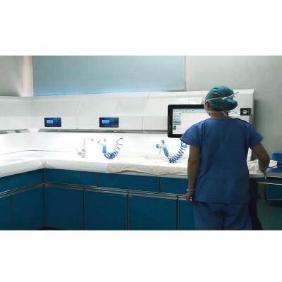 美美科技 医用内镜洗消感控系统 整体内镜洗消中心厂家