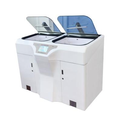 金尼克 双槽全自动内镜清洗消毒机 医用软式内镜清洗消毒机价格