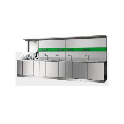金尼克 不锈钢多功能清洗消毒工作站 工作站