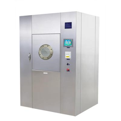 金尼克  柜式减压沸腾全自动超声波清洗消毒器