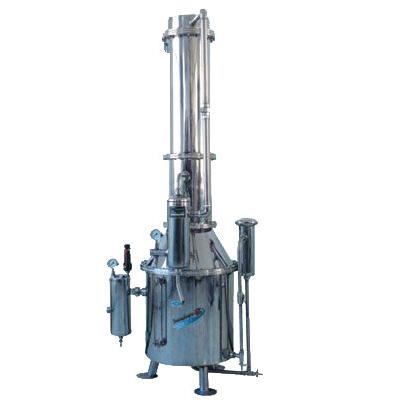 三申蒸馏水器 TZ系列不锈钢塔式蒸汽重蒸馏水器