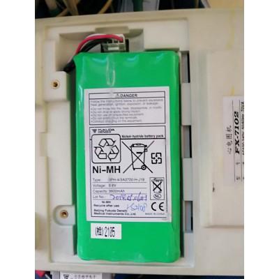 康尔友医用电池兼容福田FX-8322心电图机