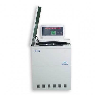吉康天成 L6-6K血站血袋分离医用离心机 血库专用离心机价格