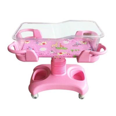 宇扬医疗婴儿车床ABS不锈钢月子中心新生儿可倾斜防溢奶