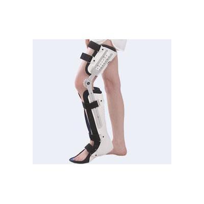 津威康达膝踝足支具 家用髋关节支具支架 可调式膝踝足支具