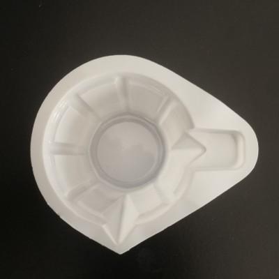 博明 一次性白色大中小号尿杯 透明尿杯PVC大号尿杯报价