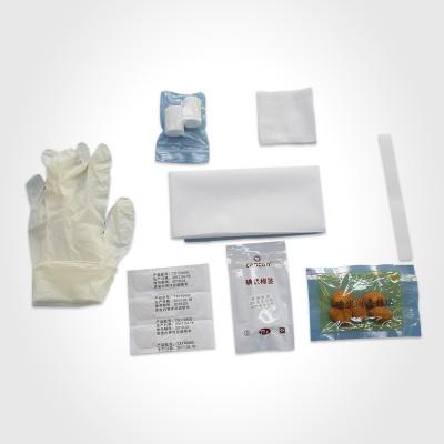 乐腾 一次性使用透析护理包 医用无菌护理包厂家