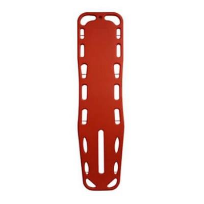 亚迈森医疗急救脊柱板抬人担架转运塑料脊椎固定板折叠担架厂家
