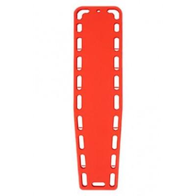 亚迈森医疗 EG-006脊柱板转运担架 塑料脊椎固定板救护车折叠担架厂家