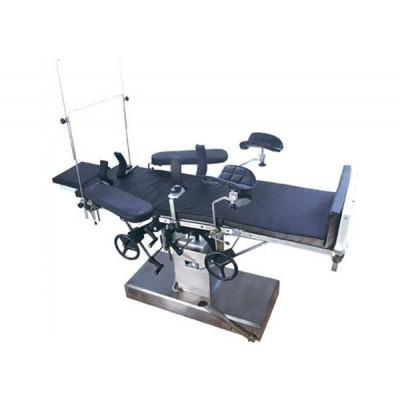 宇通 DST-4电动升降侧面操纵式综合手术台 多功能整体升降手术台厂家
