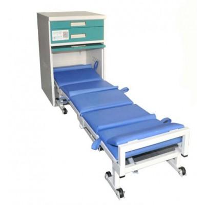 婓爱医疗连体陪护床 连体共享陪护床 柜式连体共享陪护床