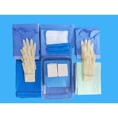 昊泰 一次性使用手术辅助包 无菌医用外科手术包价格