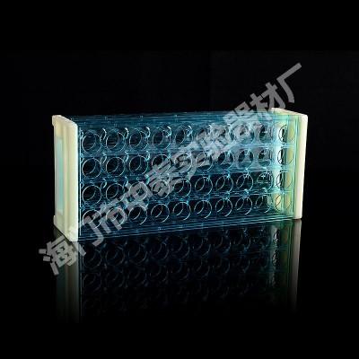 离心管架 中泰实验离心管架 40孔三层组装可拆离心管架