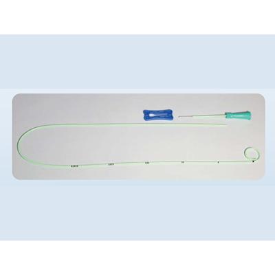 华盛 一次性使用无菌猪尾导尿支架 单J多孔猪尾导尿支架价格