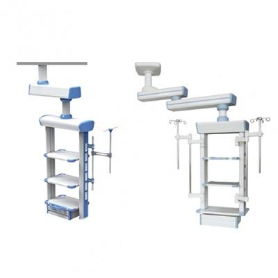 净朗净化 DL-1662单(双)臂腔镜塔 天花悬挂式ICU吊塔价格
