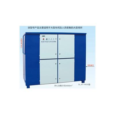 源佳光等离子烟气净化设备 低温等离子净化设备