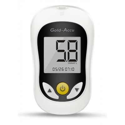 白求恩 医用金准血糖仪医用智能全自动免调码血糖仪价格