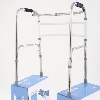 雅特 铝合金加厚助行器 老年助行器老人助行器 医用助步器价格