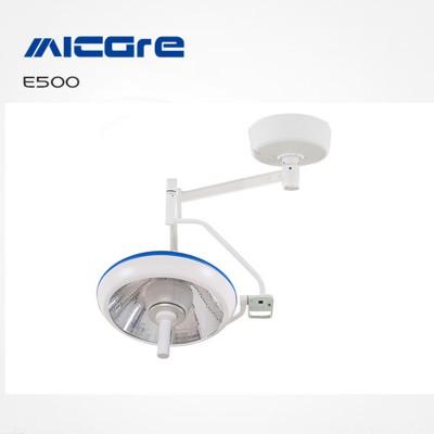 迈柯尔 E500  双头吸顶式LED手术无影灯厂家直销100800元1台双头吊顶无影灯