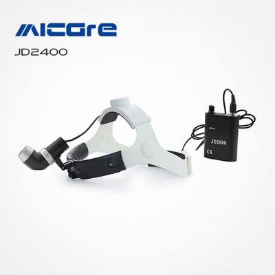 迈柯尔头灯厂家直销 医用头灯 医疗照明灯具 JD2400可配放大镜
