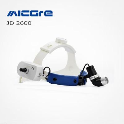 迈柯尔厂家直销 医用头灯 医疗照明灯具 一体式JD2600可配放大镜