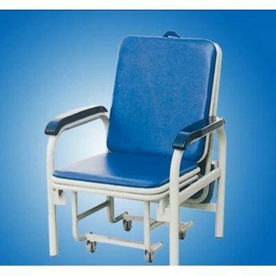 琳媛 加厚医用陪护椅护理床 输液陪护椅价格 午休床折叠椅候诊椅厂家