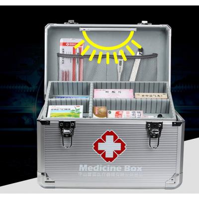 铝合金医药箱 智能铝合金医药箱 雷霆医疗智能铝合金医药箱