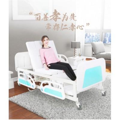 恒泽康 仁和加宽款医用多功能护理病床 家用养老院护理床价格