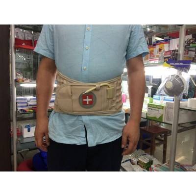艾伦 waist support外贸充气护腰带 磁腰带价格 按摩保健护腰厂家