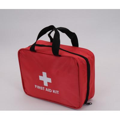 安护健 防水手提尼龙急救包 便携车用家用地震应急包 出差药品收纳包空包
