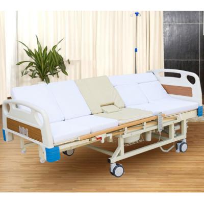 家用电动床 嘉鑫医疗多功能老人床 带便孔可移动床