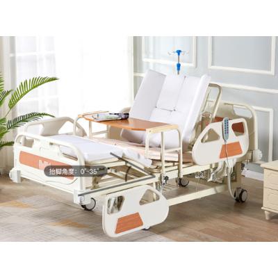 电动护理床 润谷医疗全自动医疗病床 全自动医疗病床价格