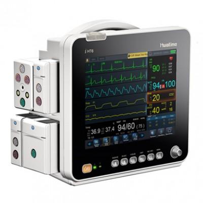 华腾 IHT6插件式病人监护仪 医用便携式多参数监护仪厂家