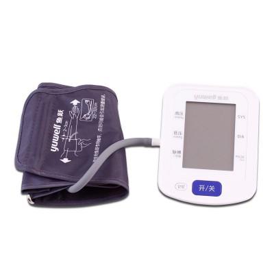 福恒生 鱼跃电子血压计 YE655D老年人血压测量仪 医用标准家用血压测试器