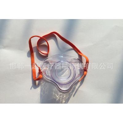 一超医疗雾化器 一次性雾化器配件 儿童雾化面罩含绳
