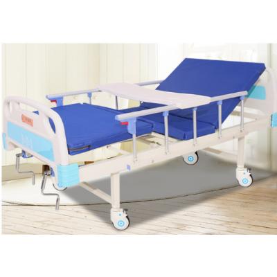 冠泰ABS单摇床 双摇多功能护理床价格 双摇多功能护理床